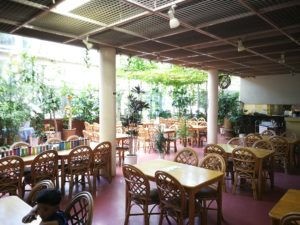下賀茂熱帯植物園 レストラン