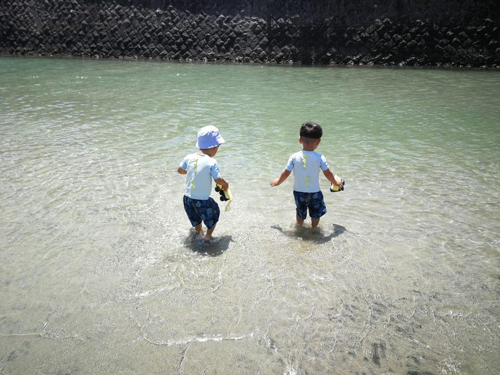 舞磯海水浴場