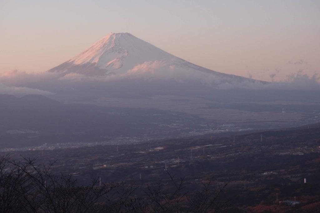 伊豆スカイライン 富士山