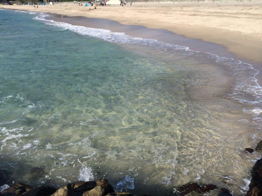 下田 大浜海水浴場