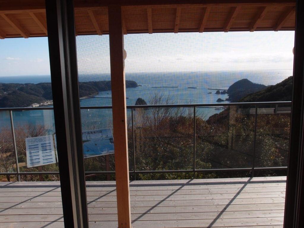 下田THE ROYAL HOUSEからの眺め