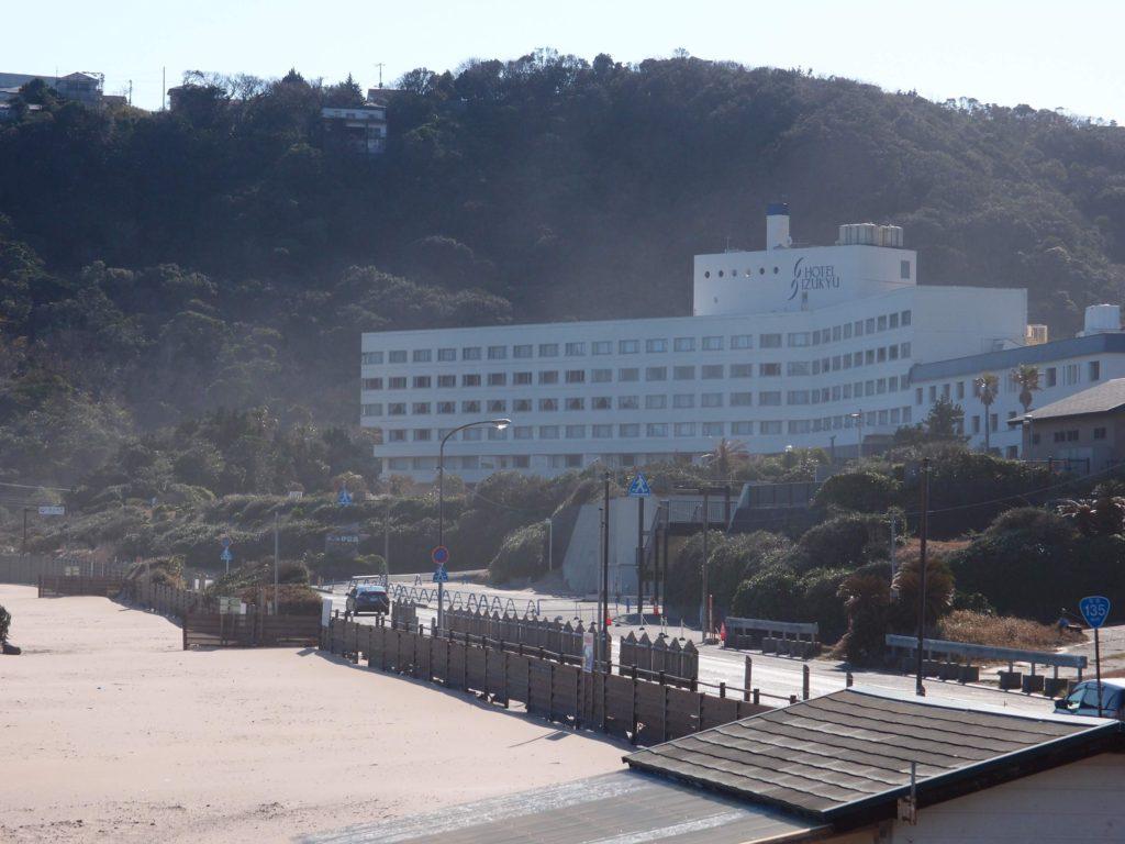 伊豆急ホテル 白浜
