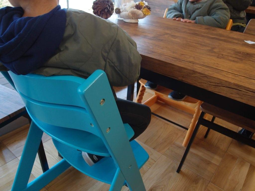石廊崎オーシャンパーク 子供椅子