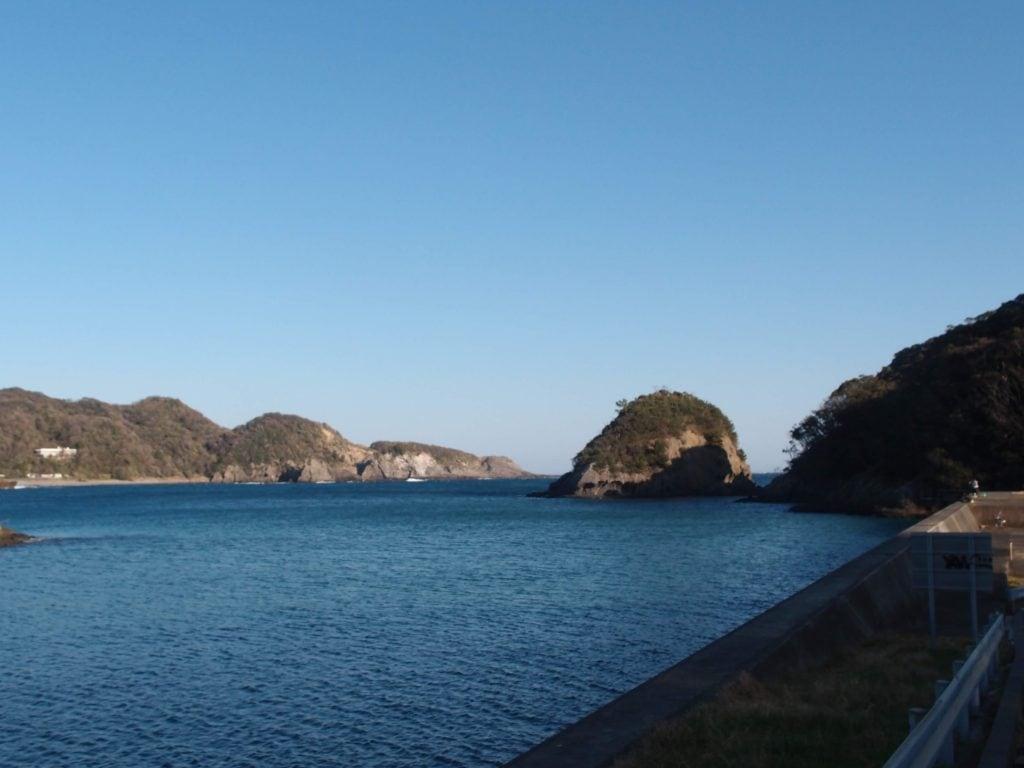 弓ヶ浜 景色